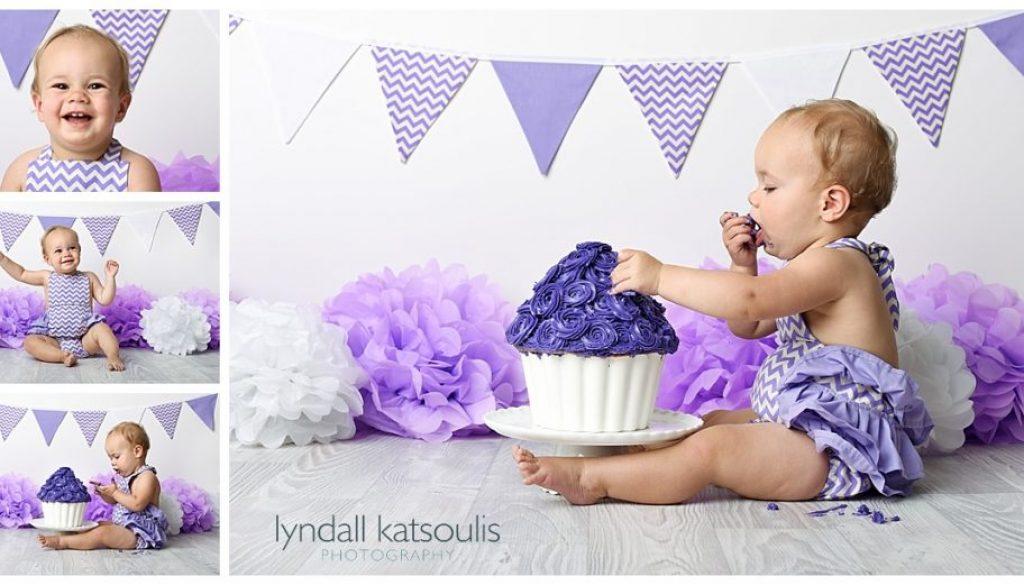 Cake Smash Session, Lyndall Katsoulis Photography, Chelsea Photographer