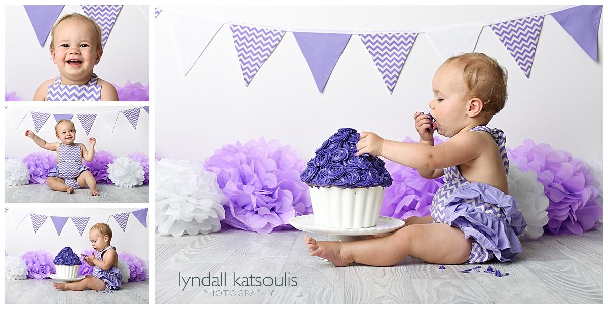 Cake Smash Session, Lyndall Katsoulis Photography, Olivia