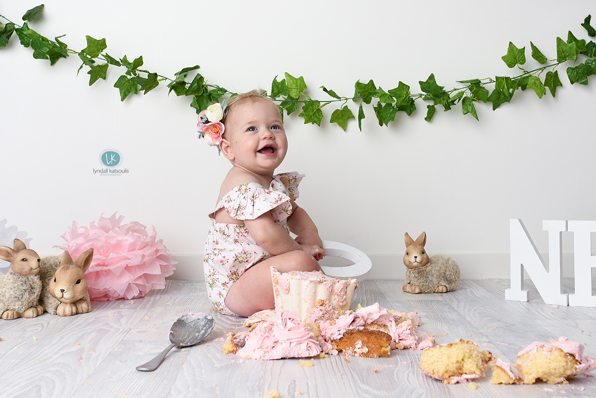 Lyndall Katsoulis Photography, Cake Smash Photography, Mt Martha Photographer