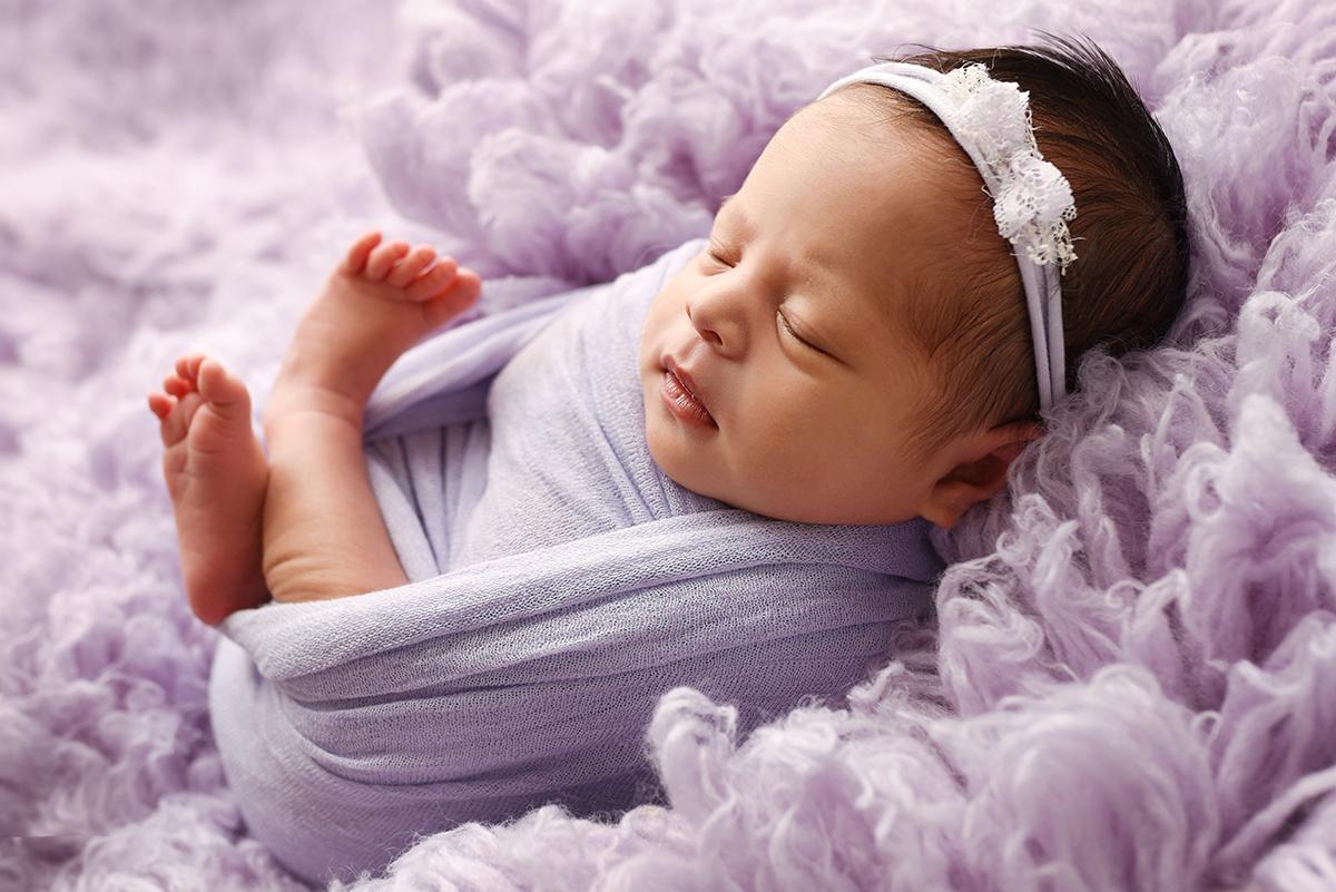 gorgeous newborn image