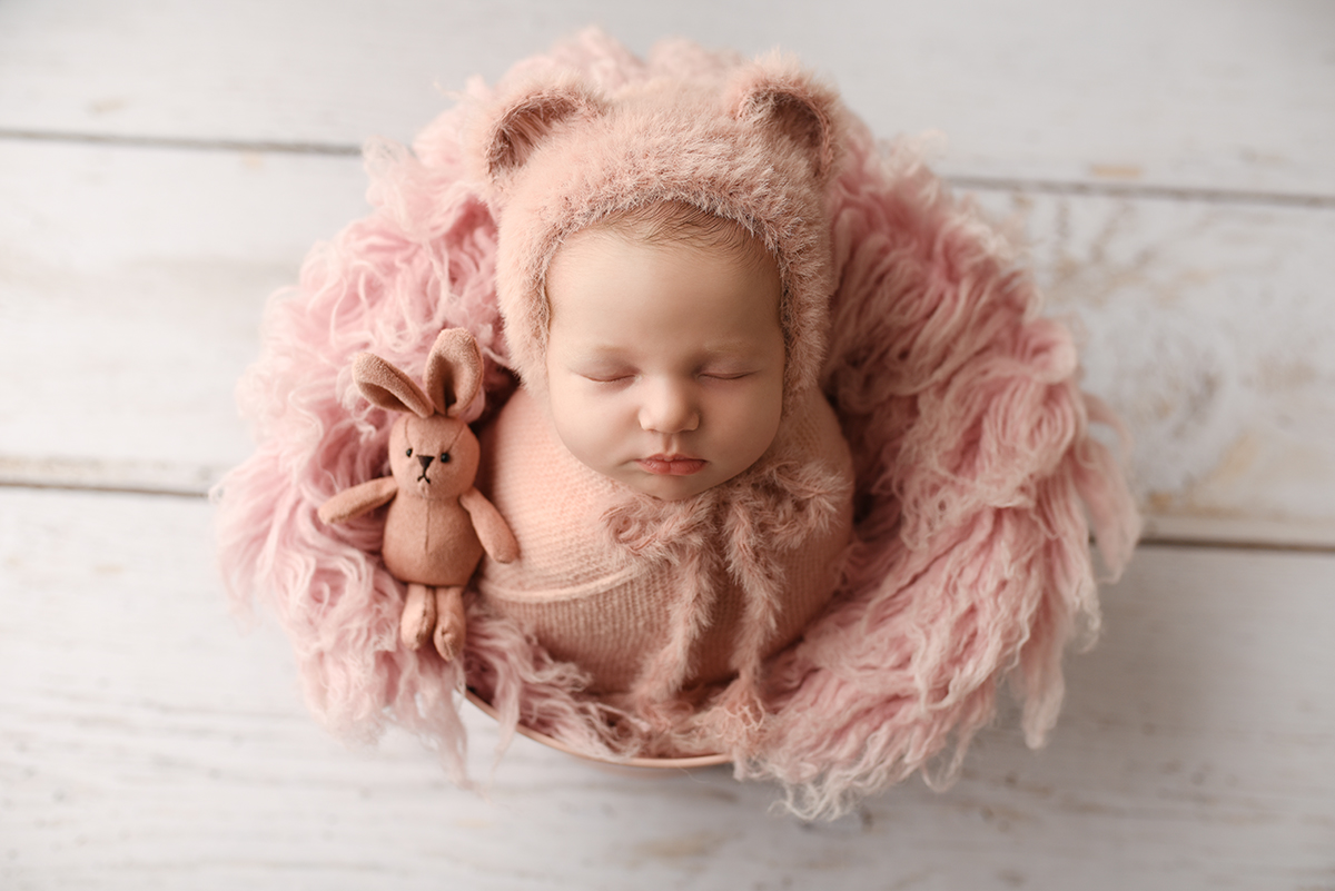 Safety Beach Newborn Photographer