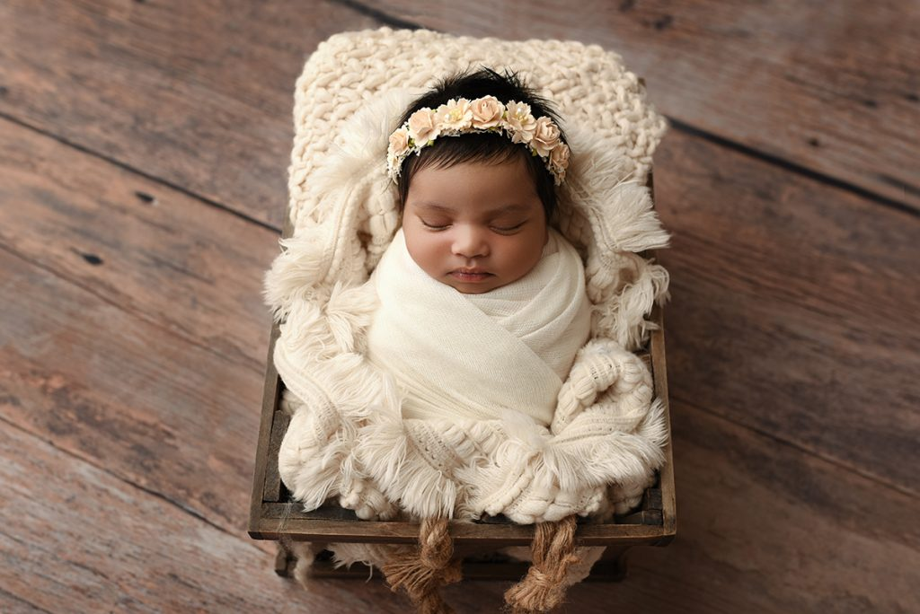 a Newborn girl images Mornington