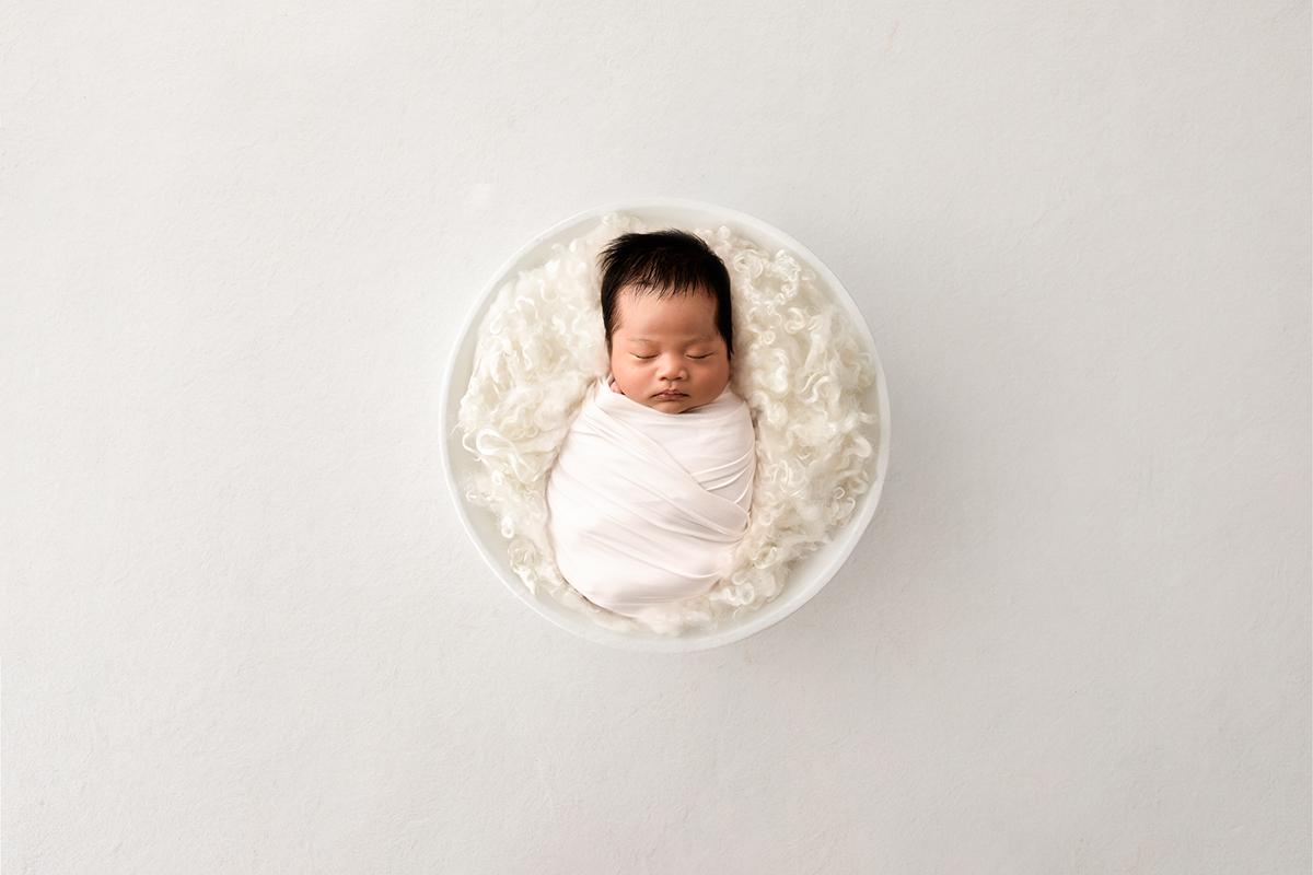 a Pure simple newborn Mornington